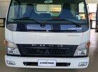 Bán xe Fuso Canter 1.99 tấn chạy trong thành phố, thùng dài 4.35m. Giá 559 triệu - Hỗ trợ vay vốn 75%