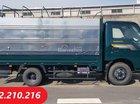 Bán xe tải 2 tấn 4 Kia Thaco K165 thùng kèo mui bạt, đời 2017. Hỗ trợ vay trả góp ngân hàng - Vui lòng LH 0922210216