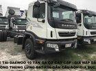 Bán xe tải Daewoo 10 tấn- ga cơ nhập khẩu, giá tốt nhất, xe giao ngay