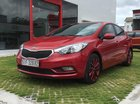 Cần bán Kia K3 AT năm sản xuất 2015, màu đỏ, 546 triệu, biển TP đẹp