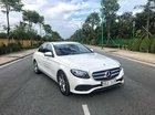 Bán xe Mercedes E250 trắng 2018 chính hãng, trả trước 750 triệu rinh xe về ngay