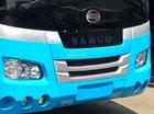 Bán xe Samco Felix GI 30/34 chỗ 2018 - Động cơ Isuzu 5.2L Euro 4