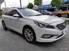 Cần bán lại xe Hyundai Sonata 2.0 AT sản xuất năm 2016, màu trắng, nhập khẩu, giá 836tr