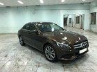 Bán xe Mercedes C200 nâu 2018 chính hãng, trả trước 450 triệu nhận xe