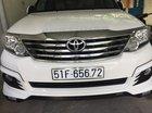Bán ô tô Toyota Fortuner TRD sportivo đời 2016, màu trắng, 915 triệu
