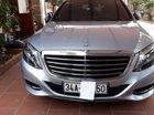Gia đình bán Mercedes S400 sản xuất năm 2015, màu bạc