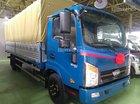 Công ty bán xe tải Veam VT260-1 1.9 tấn (1T9) thùng dài 6.2 mét Euro 4