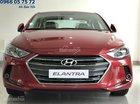 Bán Hyundai Elantra 2.0L màu đỏ - trả góp - đưa trước 200tr -> nhận xe ngay