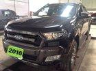 Bán Ford Ranger Wildtrak 3.2L 4x4AT sản xuất 2016, màu đen