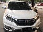 Bán xe Honda CR V sản xuất 2016, màu trắng, giá 890tr
