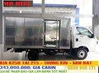 Bán xe tải Kia K250, xe Kia Thaco 2,5 tấn, Kia K250 chạy trong thành phố, K250 thùng mui bạt, thùng kín, thùng lửng