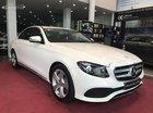 Bán xe Mercedes E250 trắng 2018 chính hãng. Trả trước 750 triệu rinh xe về