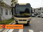 Bán xe khách 29 chỗ, TB85S 2018 Thaco, máy Weichai Euro IV, thắng từ, mâm nhôm. Hỗ trợ trả góp