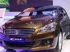 Chỉ cần đưa trước 100 triệu bạn đã có xe thương Hiệu Nhật, tiết kiệm xăng, Suzuki Ciaz tại Đồng Nai