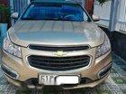 Bán Chevrolet Cruze LTZ 1.8AT đời 2016, màu vàng cát, biển Sài Gòn