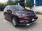 Bán Honda CR V 2.0AT 2016, màu đỏ như mới