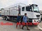 Bán xe tải Fuso 3 chân 15 tấn- Fuso FJ24R | nhập khẩu Ấn Độ
