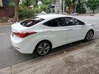 Cần bán xe Hyundai Elantra 1.6 AT đời 2015, màu trắng, nhập khẩu