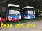 Cần bán xe giường nằm Thaco Mobihome 36 giường 2 ghế, giá rẻ giao nhanh Sài Gòn