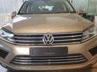 Bán xe Volkswagen Touareg 3.6 AT đời 2016, màu nâu