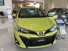 Toyota Yaris 1.5G, màu vàng chanh giao ngay