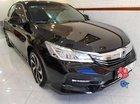 Bán xe Honda Accord 2.4 đời 2016, màu đen ít sử dụng