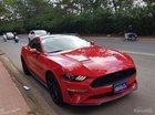 Bán ô tô Ford Mustang 2.3 Ecoboost sản xuất 2018, màu đỏ, nhập Mỹ, giá cực tốt có xe giao ngay