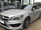 Bán xe Mercedes CLA250 màu bạc 2017 chính hãng - trả trước 500 triệu nhận xe về