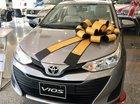 Toyota Tân Cảng bán xe Vios 2019 - mừng lễ 30/04 khuyến mãi lớn nhiều quà tặng giá trị - hỗ trợ trả góp 90% - LH 0901923399
