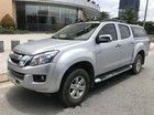 Cần bán lại xe Isuzu Dmax LS đời 2015, màu bạc, nhập khẩu Thái Lan, 460 triệu