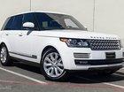 Bán ô tô LandRover Range Rover HSE năm sản xuất 2016, màu trắng, nhập khẩu