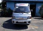 Công ty cần bán xe tải Jac 1T25, cabin Hyundai, giá cực rẻ, trả góp 90%