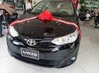Bán Toyota Vios 1.5E CVT tự động, model 2019 - trả góp 80%, giá chỉ 569 triệu