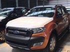 Ford Hà Giang bán Ford Ranger 3.2 màu cam, có xe giao ngay - LH 094.697.4404