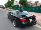 Cần bán BMW 5 Series 530i năm sản xuất 2008, màu đen