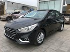Hyundai Tây Ninh, bán ô tô Hyundai Accent MT đời 2019, màu đen