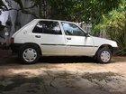 Cần bán xe Peugeot 205 GL năm 1991, màu trắng