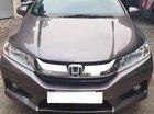 Cần bán xe Honda City 2016 số tự động, màu xám