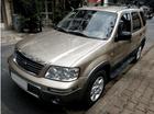 Gia đình đổi xe bán Ford Escape 2008 số sàn vàng cát xe đẹp