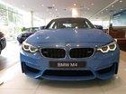 Bán BMW M4 năm sản xuất 2017, màu xanh, nhập khẩu