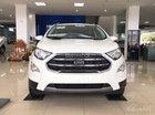 ***Hot***Ecosport Titanium 2018 kẹt tiền bán gấp xe mua 5/2018, còn bảo hành đến 2021 LH Lộc: 093.123.8088