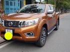 Bán ô tô lướt Nissan Navara SL đời 2016, màu vàng cam, xe nhập