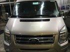 Bán Ford Transit MID năm 2014, màu bạc