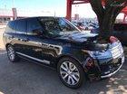 Bán LandRover Range Rover HSE 2016 màu đen, nhập Mỹ
