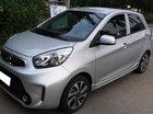 Cần bán xe Kia Morning Si 1.25MT, sản xuất 2016, số sàn, màu bạc