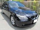 Bán lại xe BMW 525i phom mới, màu đen nhập khẩu Đức, máy 2.5L