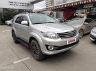 Bán ô tô Toyota Fortuner V 4X2AT 2016 - Màu bạc