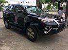 Bán Toyota Fortuner 2.4G AT năm sản xuất 2018, màu đen, nhập khẩu