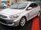 Bán xe Hyundai Accent GDI 1.6AT đời 2010, màu bạc, nhập khẩu nguyên chiếc