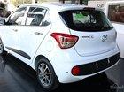 Hyundai Tây Ninh, bán Hyundai Grand i10 AT 2019, màu trắng, giá tốt